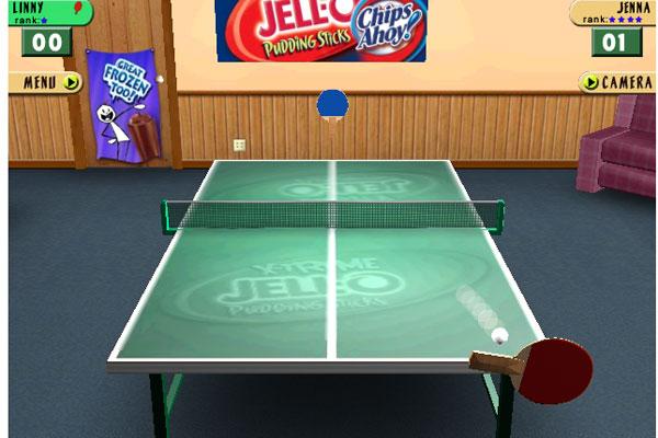 online pong